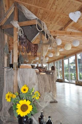 stół wiejski na wesele Szczecinek, Borne Sulinowo, Czaplinek, Łubowo